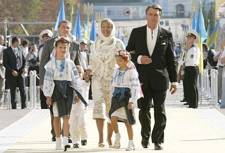 Yushchenko_Independence_Day